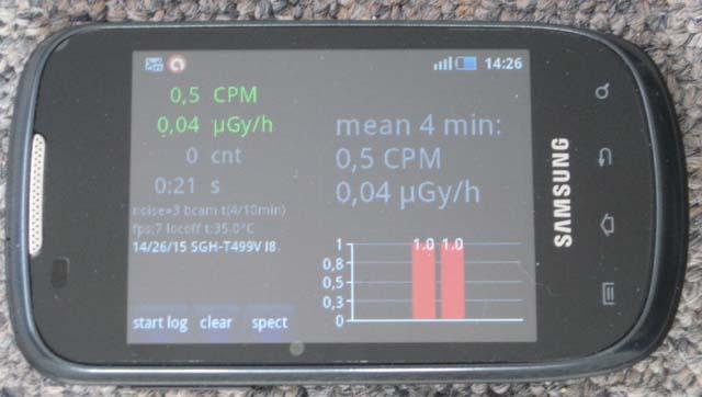 Détecter la radioactivité avec son smartphone! Img_1611