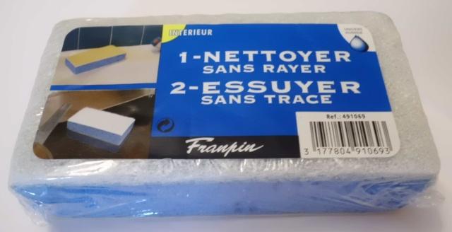 Nouveau produit 'Eponge grattante' pour nettoyer nos plateaux - Page 4 Cimg0111