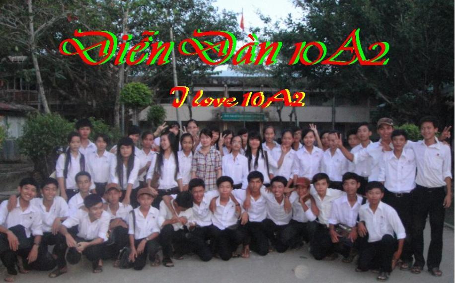 4rum A2's class