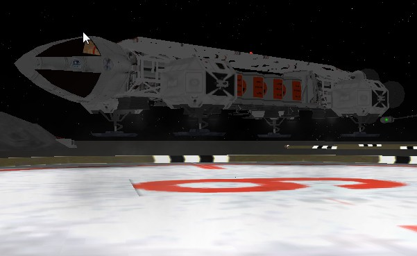 SCENARIO TerryGroove II-aggiornato con XR5, Base ALPHA, e guida alla missione Marte Aquila10