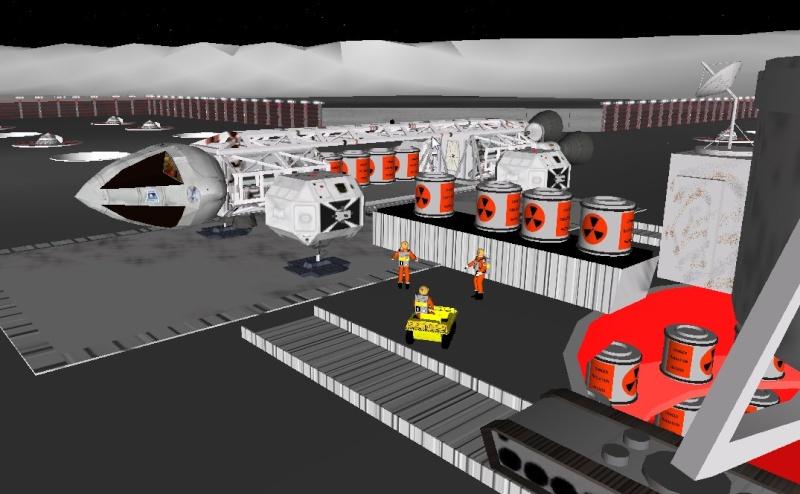 SCENARIO TerryGroove II-aggiornato con XR5, Base ALPHA, e guida alla missione Marte Aquila12
