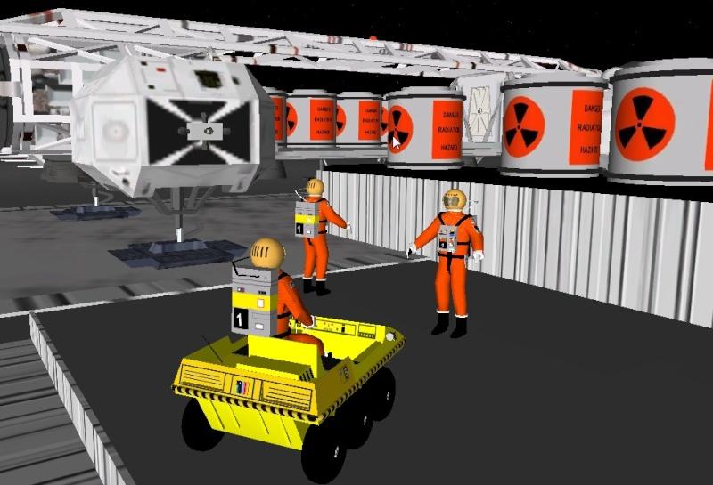 SCENARIO TerryGroove II-aggiornato con XR5, Base ALPHA, e guida alla missione Marte Aquila13