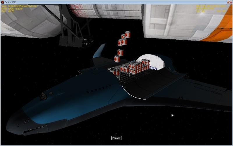 SCENARIO TerryGroove II-aggiornato con XR5, Base ALPHA, e guida alla missione Marte Xr5-tr13