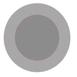 souder un texte à un cercle Sans_t14