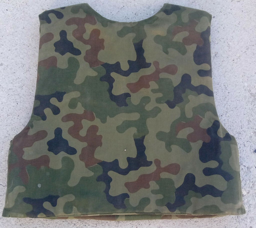1990s Polish body armor vest - OCHRA 10012111