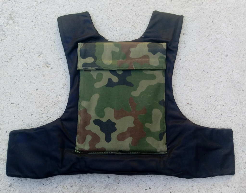 1990s Polish body armor vest - OCHRA 10012118