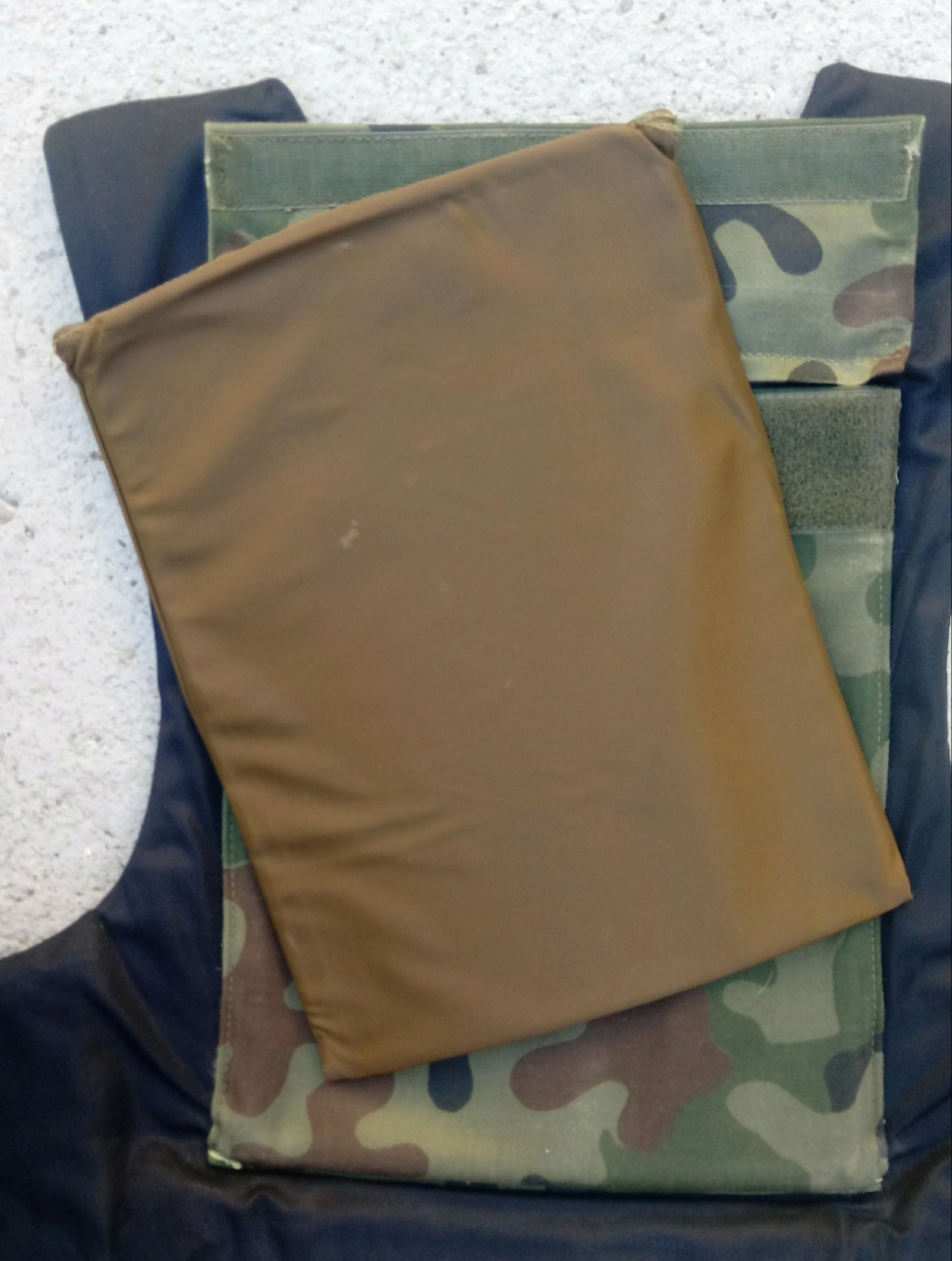 1990s Polish body armor vest - OCHRA 10012119