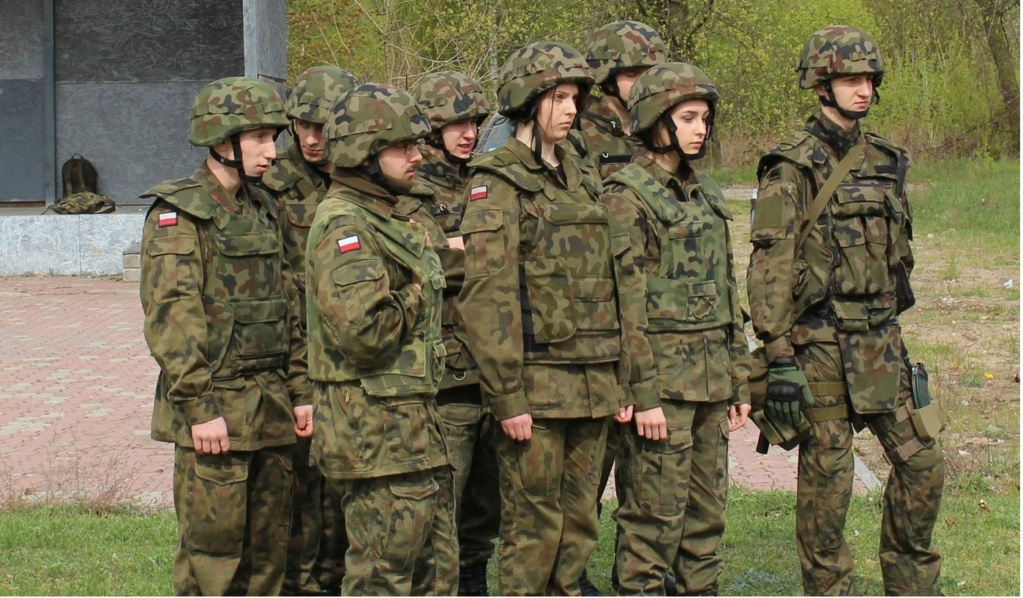 1990s Polish body armor vest - OCHRA Polish10