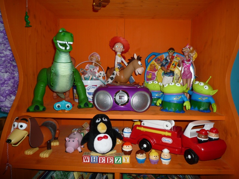 Toy Story Collection (depuis 2009) - Page 4 P1050013