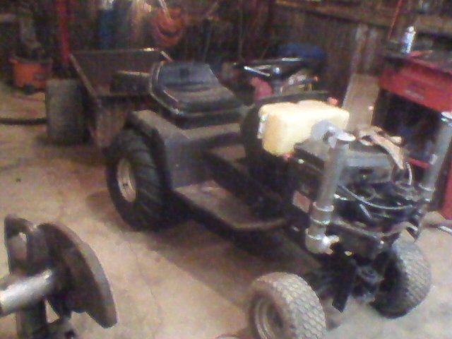 The Rig mower 04121211