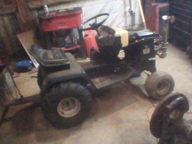 The Rig mower 04121212