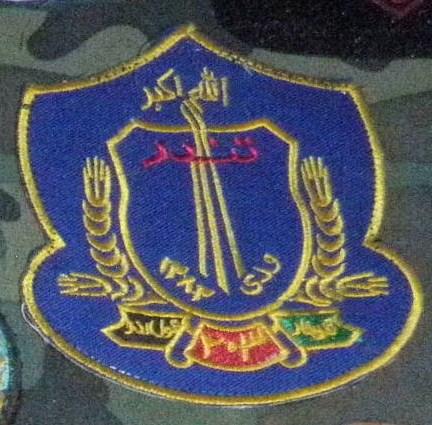 Afghanistan National Army (ANA) 203rd Corps Sleeve Insignia Eom_ma18