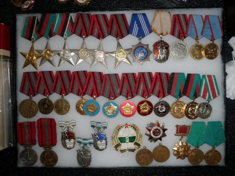 Afghan Communist Medals June_212