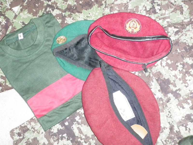 Afghan Beret Colors Nov_pa19