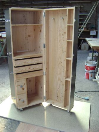 Fabrication d'une malle WE _malle10