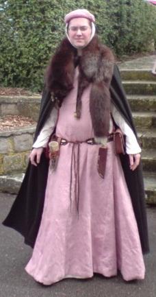 Mon costume d'inspiration médiévale 110