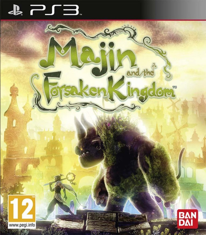 [PS3] Majin and the forsaken kingdom Jaquet12