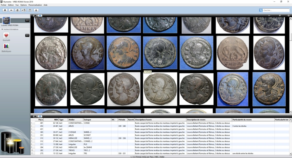 gestion d'une collection 0311