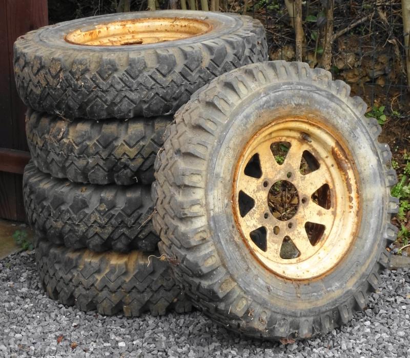 Roues pour jeep. Dsc01810