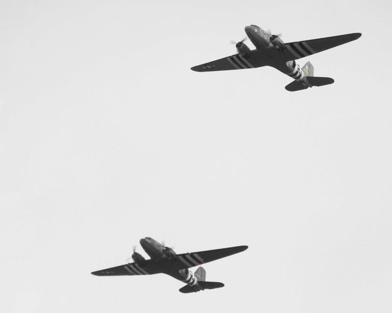 DC3 en Normandie. Dsc02116