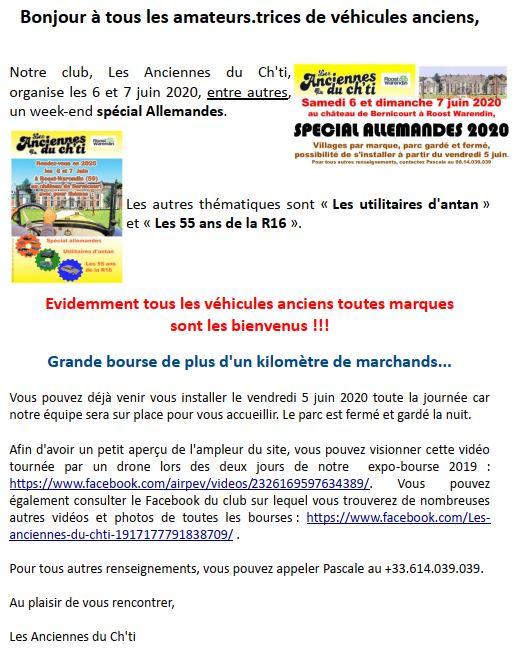 6 et 7 juin 2020, à Roost-Warendin (près de Douai, en France) Roost10