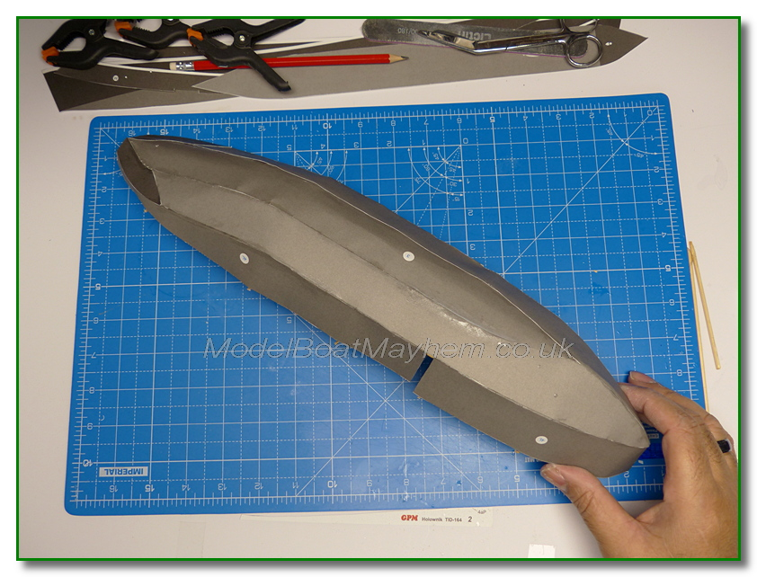 GPM card TID Tug Build Tid0311