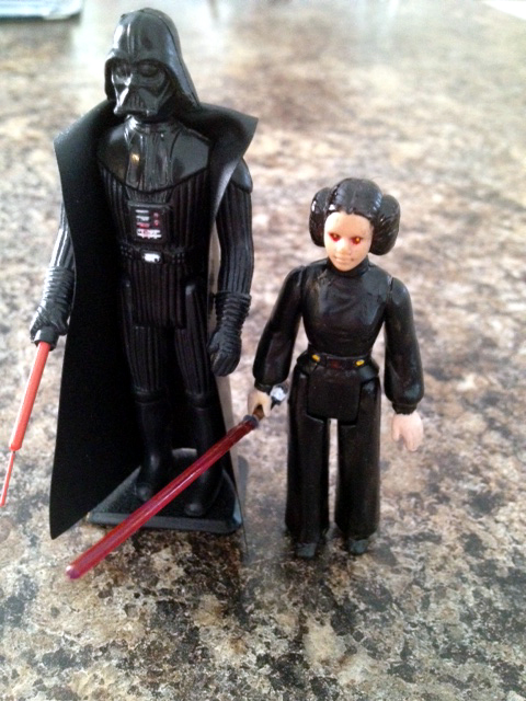 Star Wars Figures in Action!!: Overview On Page 1 - Page 7 Sister10