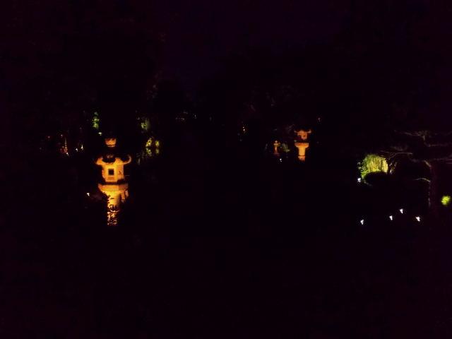 la nuit au parc oriental de Maulévrier (49) Dscn2027