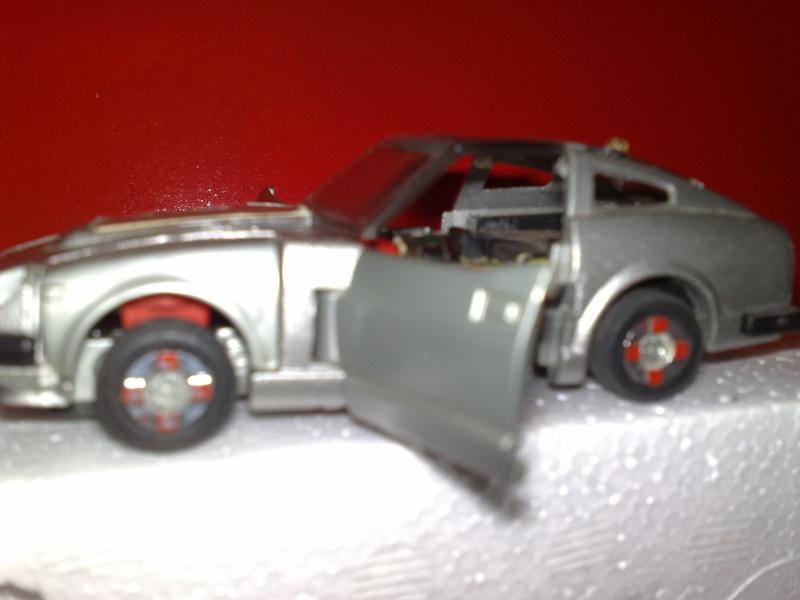 """TRANSFORMERS GIG """"AUTOROBOT FAIRLADY Z 280Z"""" 00911"""