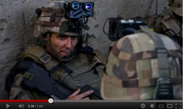 SENETAIRE Renaud Colonel - Interview chef du battle group RAPTOR et chef de corps du 1er RCP de Pamiers 2012_033