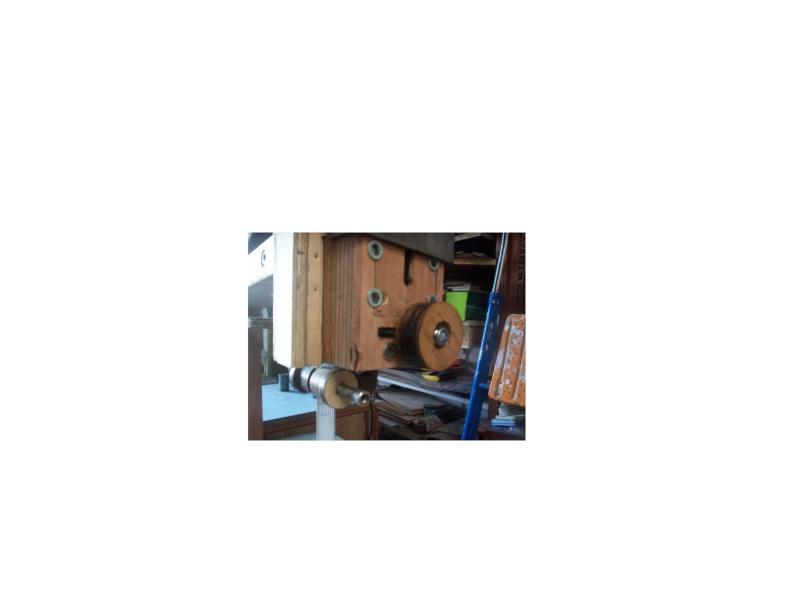 les détails de fabrication de ma scie à ruban Le_rou10