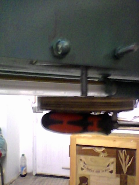les détails de fabrication de ma scie à ruban Poigna10