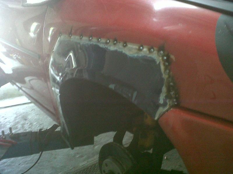 Umbau Corsa B - Corsanation Img00111