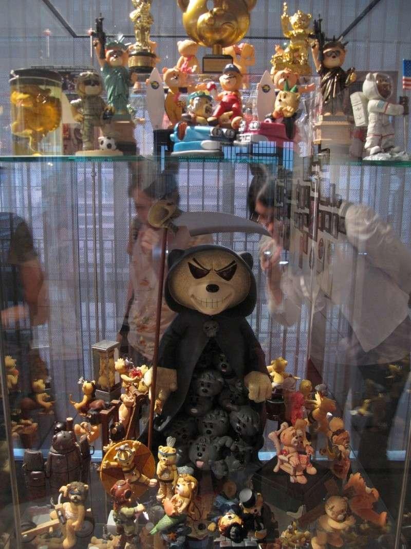 Exposition Bad Taste Bears à Strasbourg et Ouverture du site badtastebears.fr Img_1613