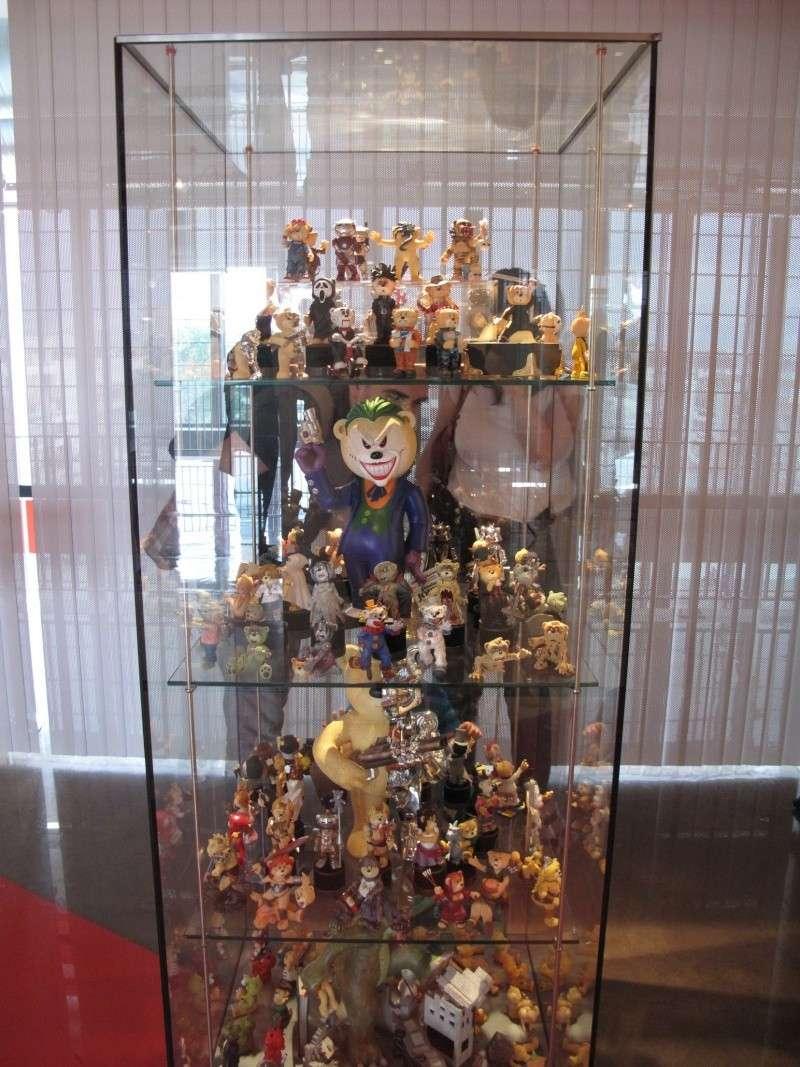 Exposition Bad Taste Bears à Strasbourg et Ouverture du site badtastebears.fr Img_1618