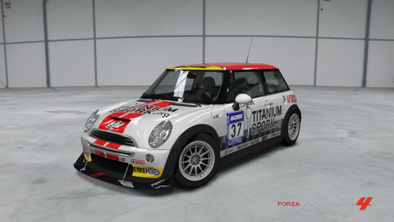 Murphy Designs - JasonMurphy's Livery Gallery and Shop Mini110