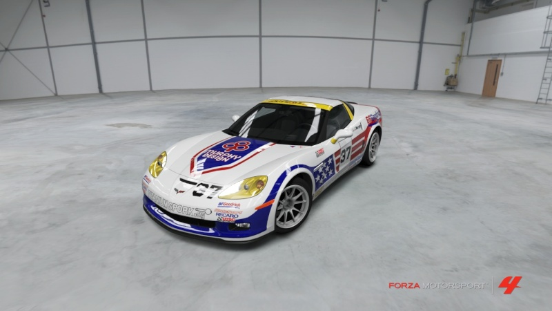 Murphy Designs - JasonMurphy's Livery Gallery and Shop Vette210