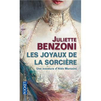 Juliette Benzoni et les aventures d'Aldo Morosini 97822610