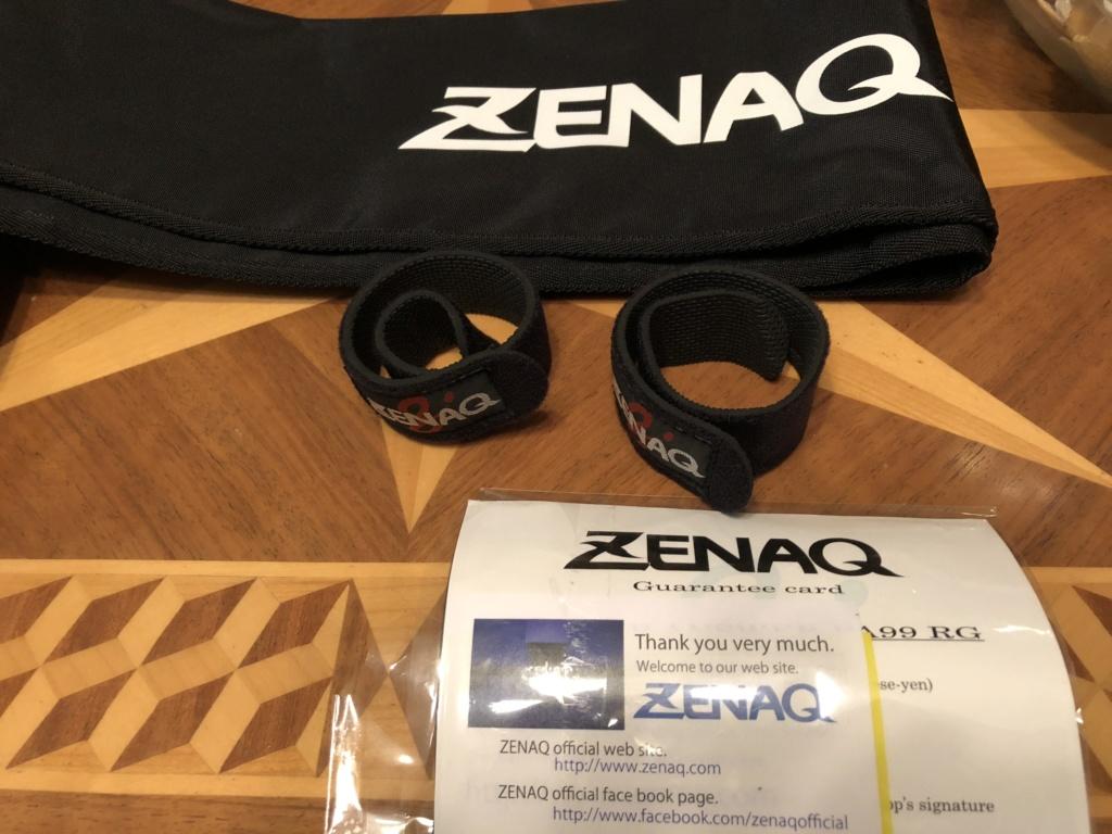 [vendo][usato-nuovo]Zenaq Plaisir Answer PA99 Distance cracker RG guide Img_0215