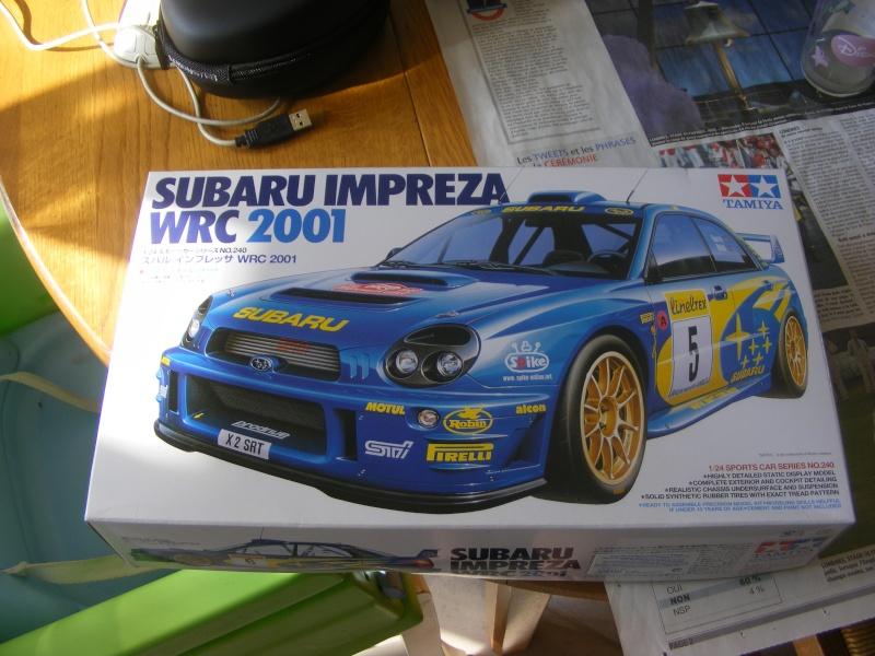 Subaru Impreza WRC 2001 Dscf0614