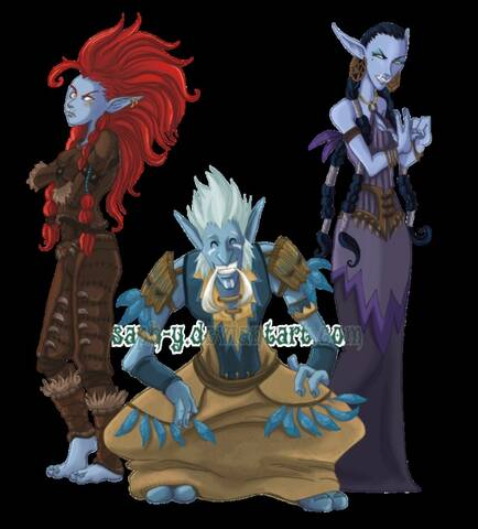 A guide to roleplaying a troll: