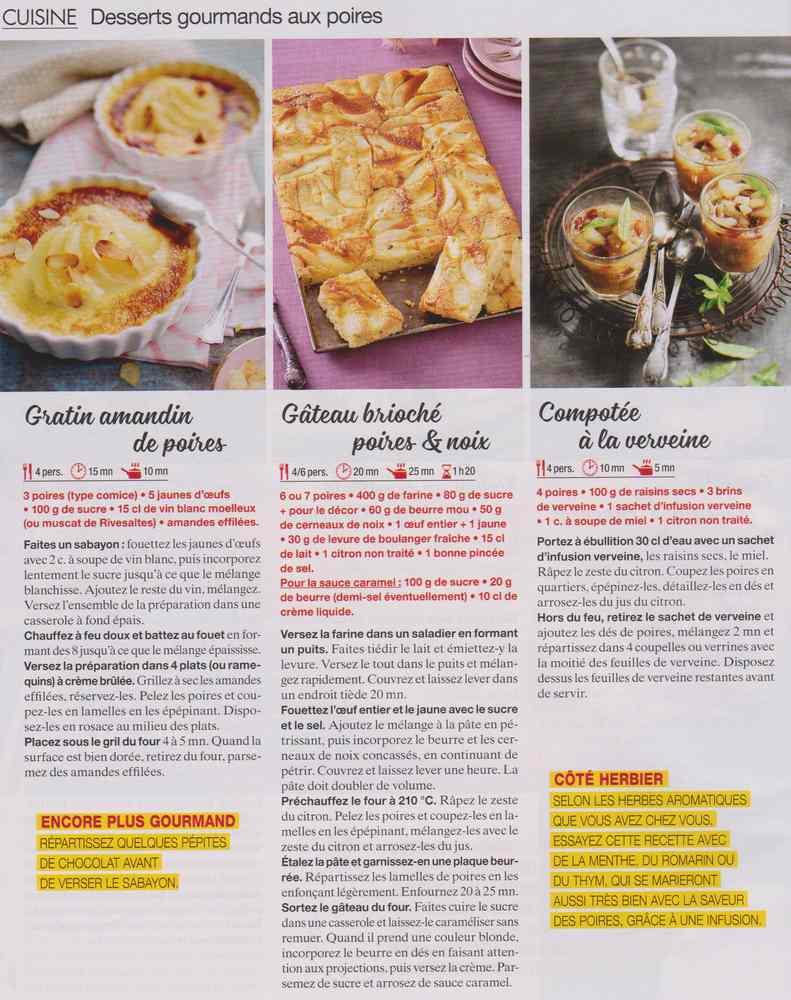 varier les desserts - Page 3 1103