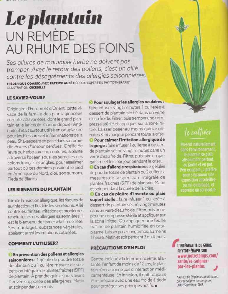 les plantes qui soignent - Page 5 1113