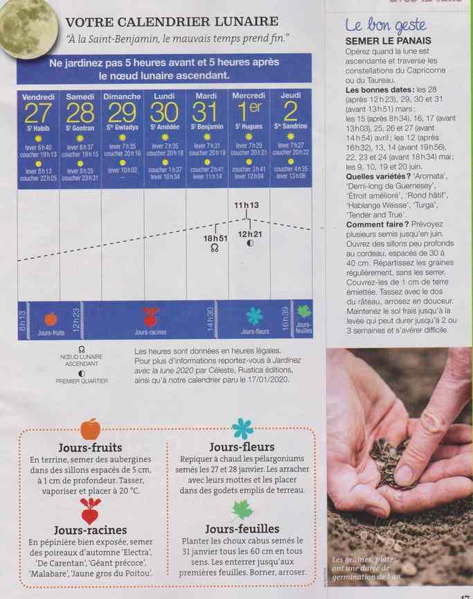 votre calendrier lunaire de la semaine - Page 6 1177