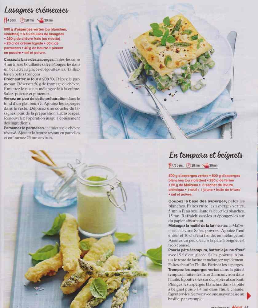 """les bons """" petits """" plats maison - Page 3 1218"""