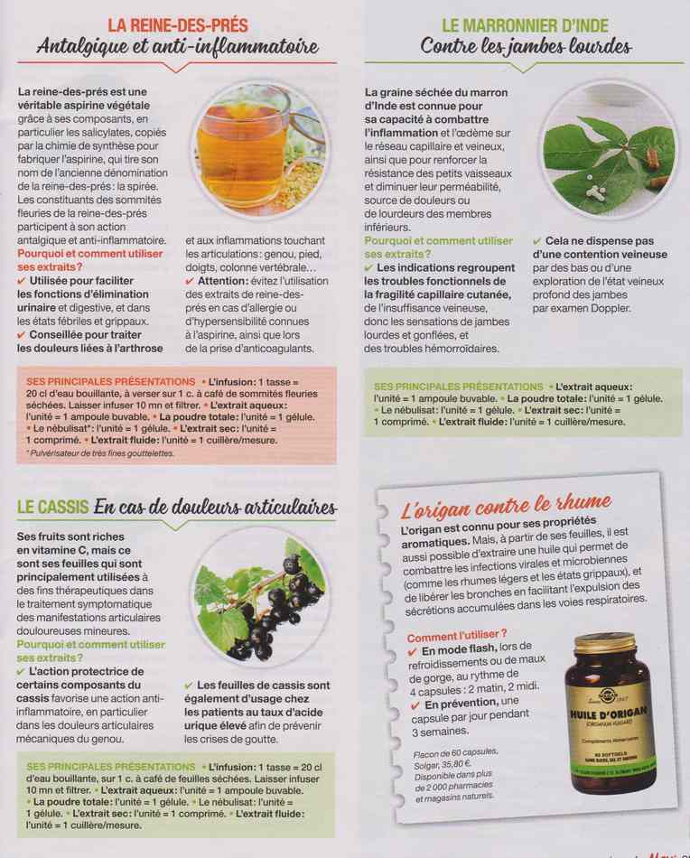 les plantes qui soignent - Page 9 1234