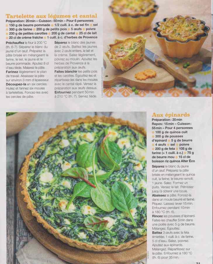 """les bons """" petits """" plats maison - Page 6 1417"""