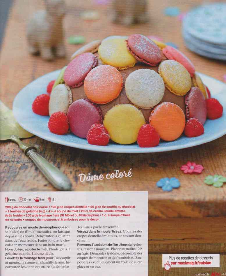 varier les desserts - Page 6 1435