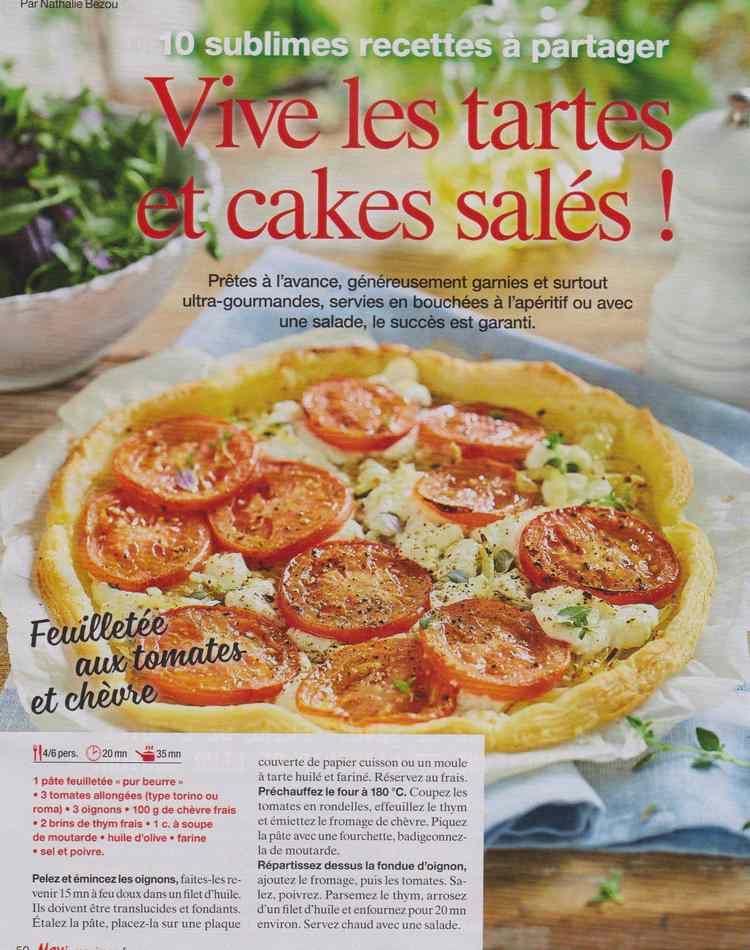 """les bons """" petits """" plats maison - Page 5 160"""