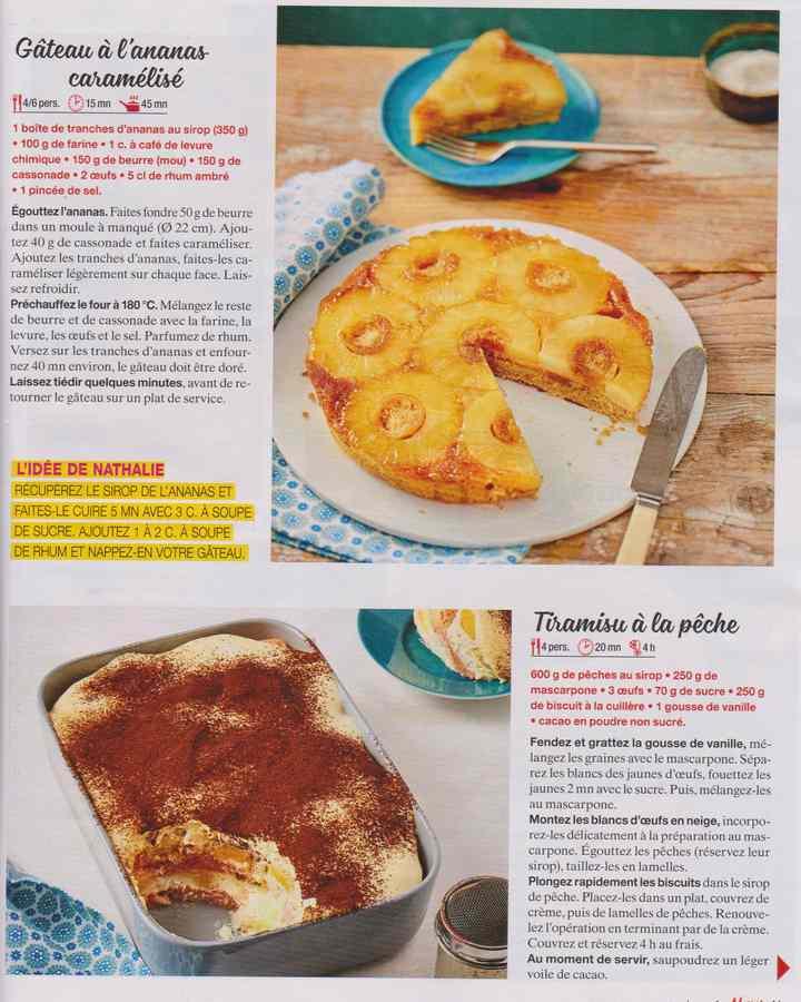 varier les desserts - Page 5 1727